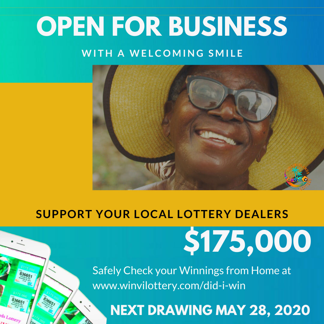 Support your local Lottery Dealers