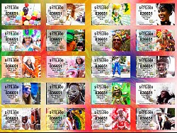 VI Lottery St. Thomas Carnival Ticket