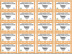 Drawing #958 - VI Lottery Classic Ticket now on sale