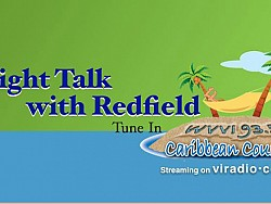 Tune in to Straight Talk with Holland Redfield Radio Show on Caribbean Country WVVI 93.5 April 23, 2020 10:00am - 11:00am