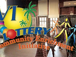St. John School of Arts Testimonial - VI Lottery Sponsorship - Community Enrichment Initiative